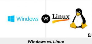 Hosting Linux và hosting Windown