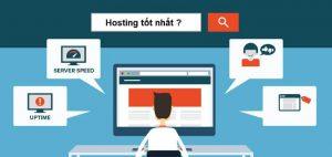 Nhà cung cấp hosting tốt nhất
