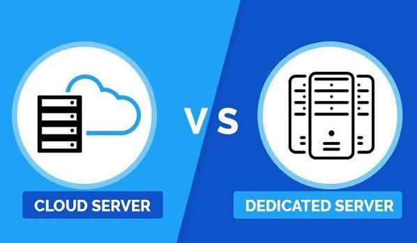 Cloud server và Dedicated server