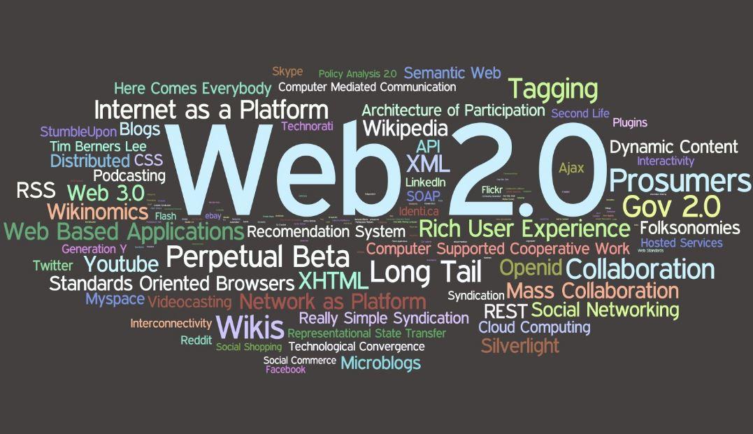 Tạo Web 2.0 Brand