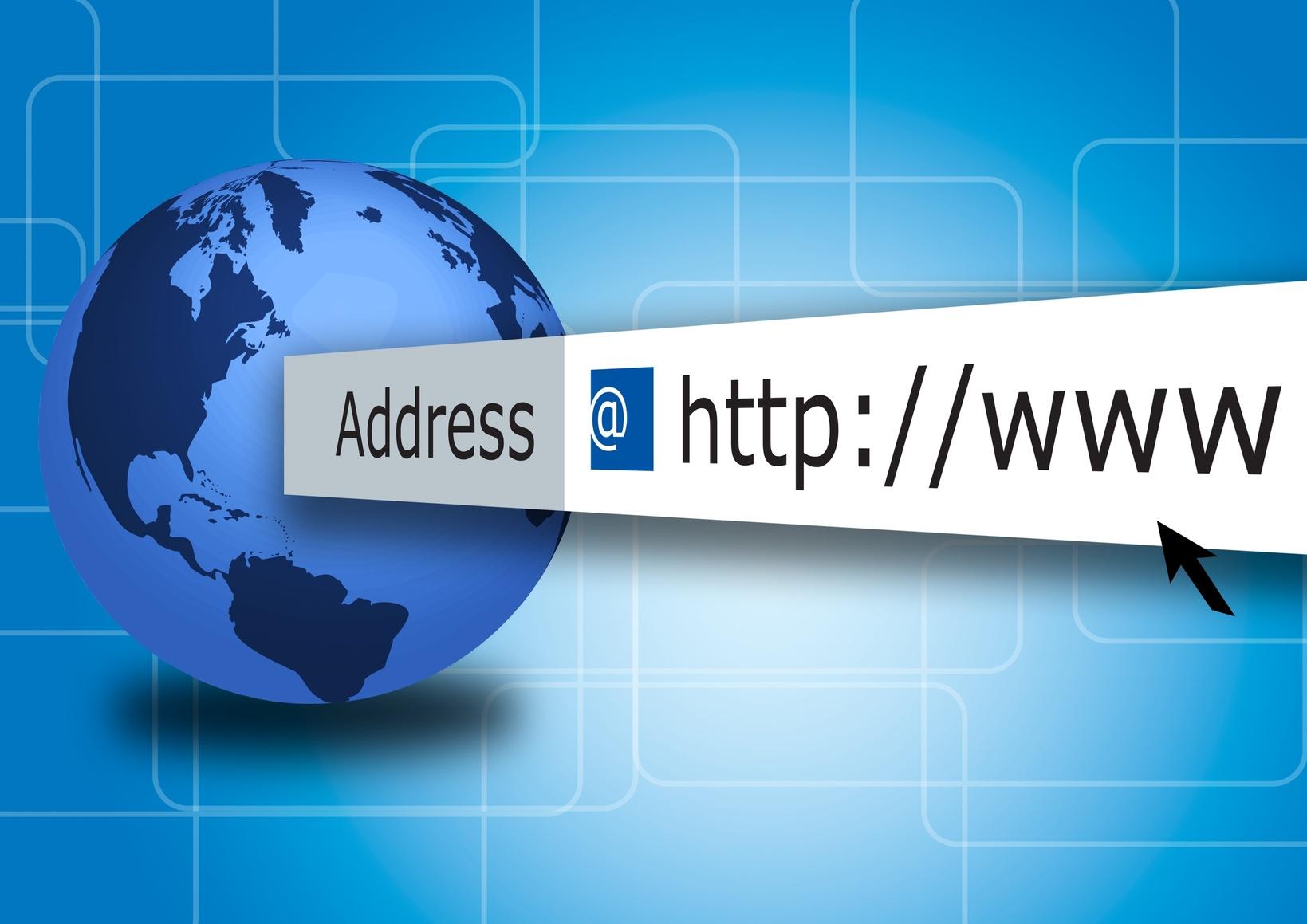 Tên miền là một phần không thể thiếu đối với các website