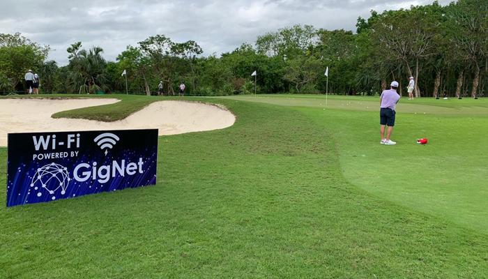 Tại sao phải sử dụng hệ thống wifi mesh cho sân golf